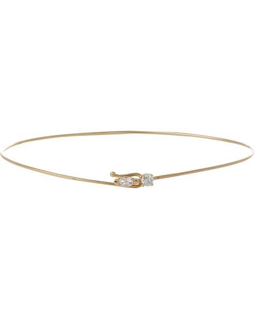 Loren Stewart | Metallic Gemstone Wire Bracelet | Lyst