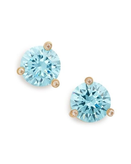 Kate Spade | Blue 'rise And Shine' Stud Earrings | Lyst