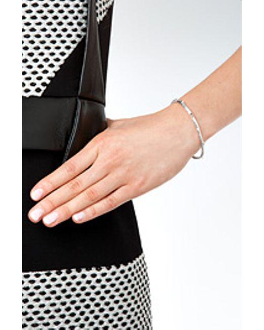 Aurelie Bidermann | Metallic Aurélie Bidermann Silver Rosebud Bracelet - Silver | Lyst