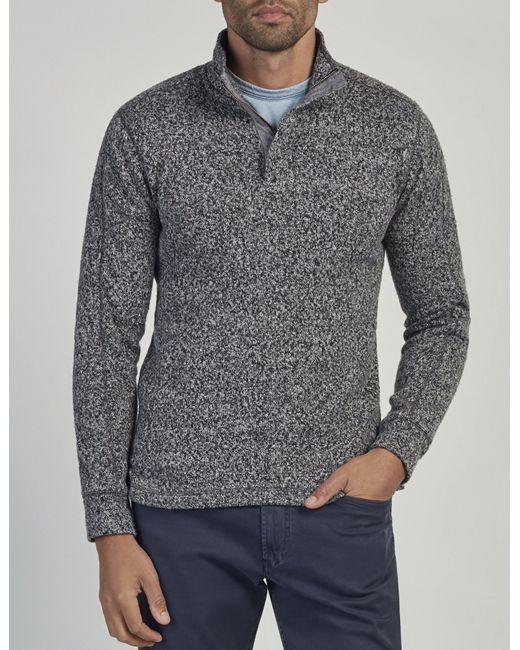 Faherty Brand - Gray Bridger Range Pullover for Men - Lyst