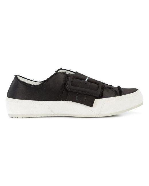 Pedro Garcia - Black Buckled Sneakers - Lyst