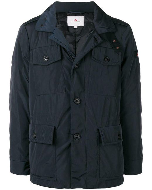Peuterey - Blue Petit Field Jacket for Men - Lyst