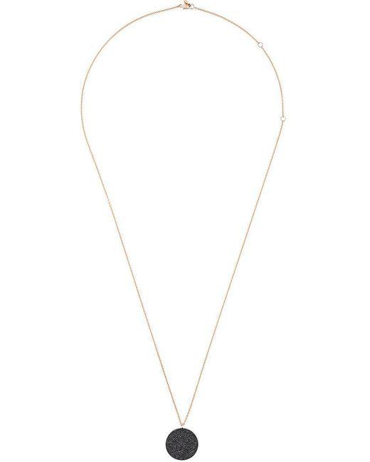 Astley Clarke | Black Large 'icon' Diamond Pendant Necklace | Lyst