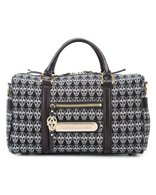 Thomas Wylde   Black Mini Sunset Luggage Bag   Lyst