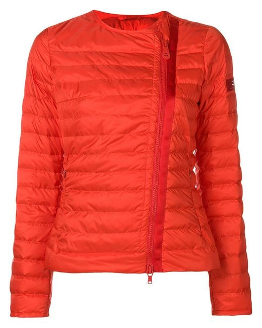 Peuterey - Red Dalasi Quilted Jacket - Lyst