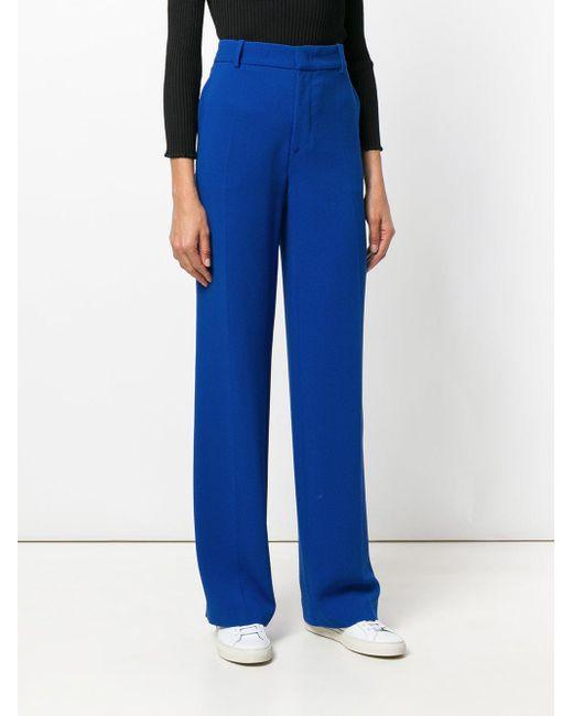 flared trousers - Blue Joseph 8izwbP
