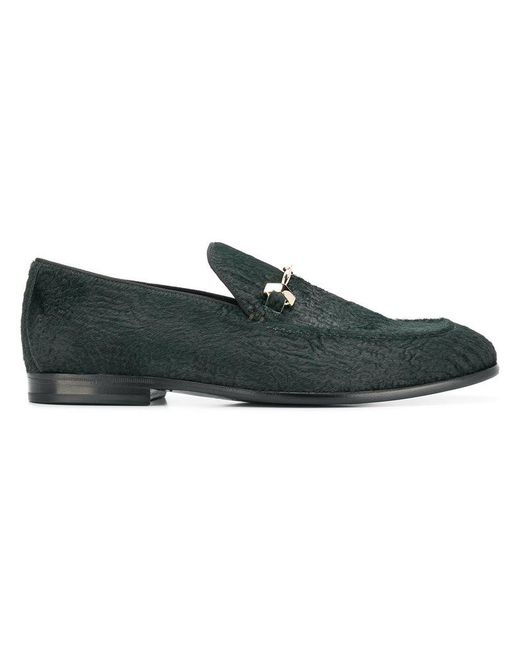 Jimmy Choo - Green Marti Loafers for Men - Lyst