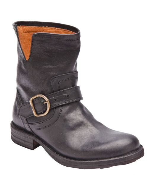Fiorentini + Baker | Black Eli Low Boot | Lyst