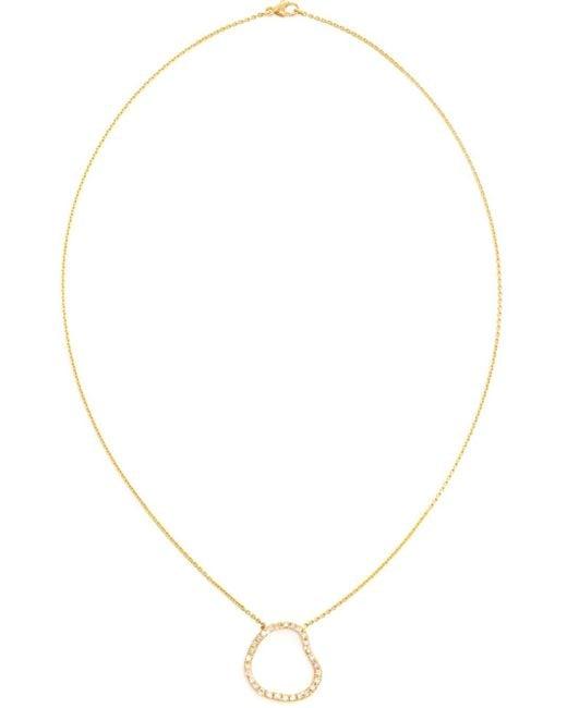 Kimberly Mcdonald | Yellow Diamond Pendent Necklace | Lyst