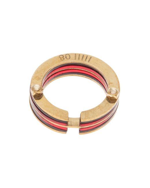 Sarah Angold Studio | Metallic 'tora' Ring | Lyst