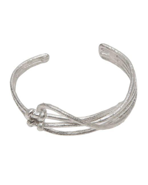 1-100 | Metallic Rope Cuff | Lyst
