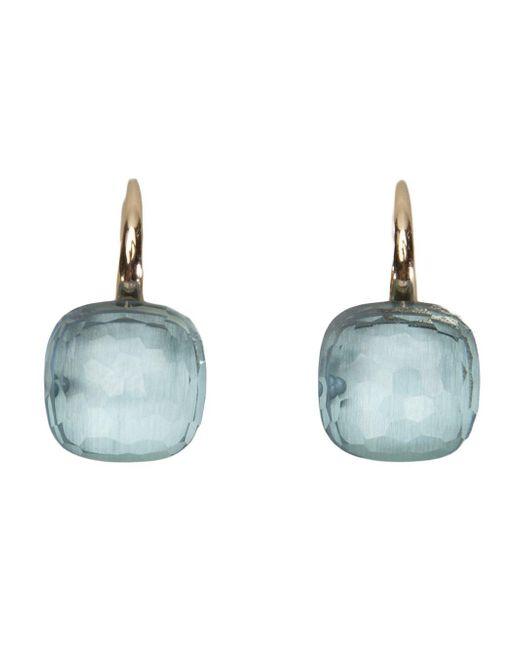 Pomellato   Metallic Gold Topaz Earring   Lyst