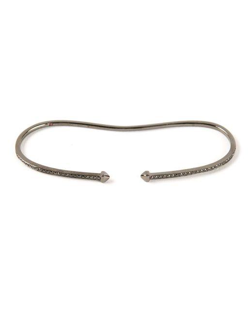 Gaydamak | Black Hand Bracelet | Lyst