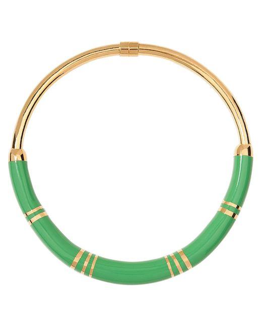 Aurelie Bidermann | Green Positano Resin And Gold-Plated Necklace | Lyst