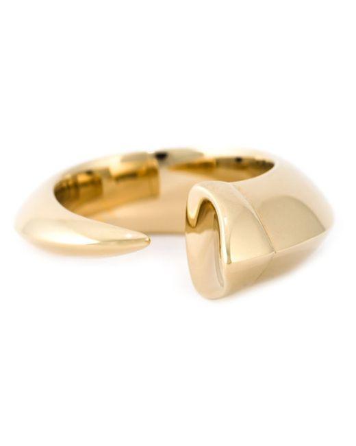 Shaun Leane   Metallic Tusk Ring   Lyst