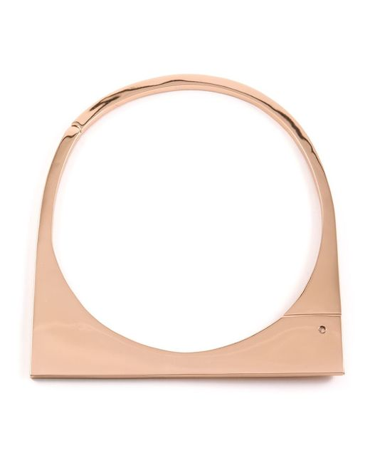 Miansai | Metallic Modern Flat Necklace | Lyst