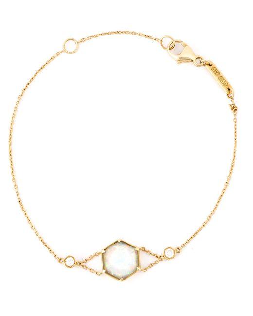 Stephen Webster | Metallic Faceted Quartz And Diamond Bracelet | Lyst