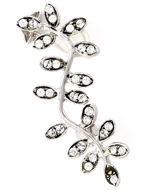 Ca&Lou | Metallic 'anne' Cuff Earring | Lyst