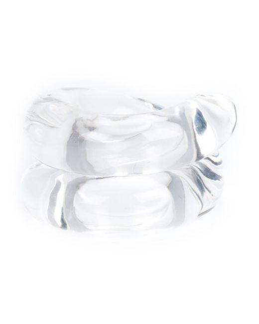 Monies | Metallic Coil Ring | Lyst