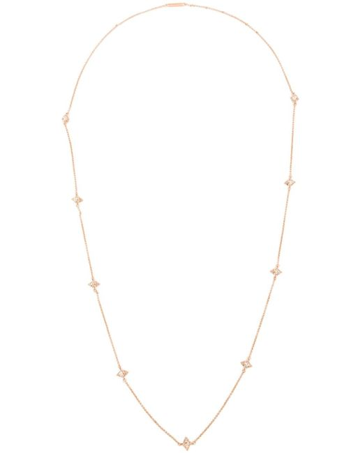 Eddie Borgo | Metallic Pavé Cone Necklace | Lyst