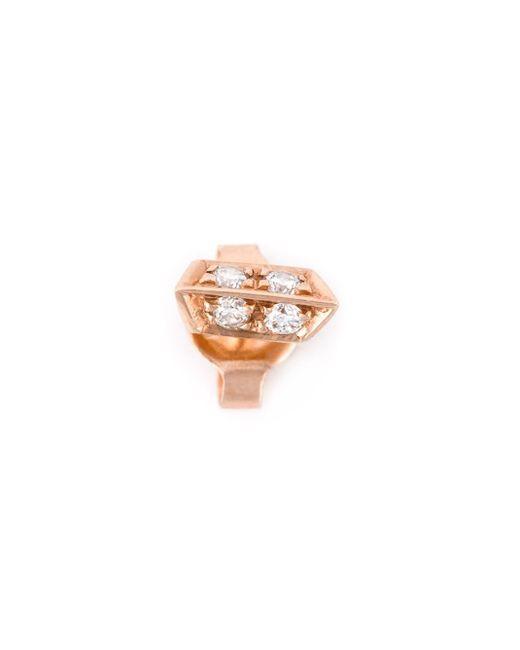 Selin Kent | Metallic 'sophia' Diamond Earring | Lyst
