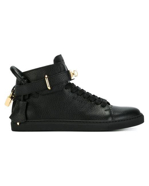 Buscemi | Black 100mm Sneakers | Lyst