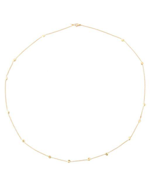 Natasha Collis | Metallic 18kt Yellow Gold Fine Nugget Necklace | Lyst
