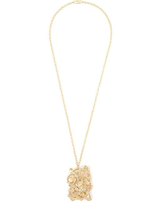 Aurelie Bidermann | Metallic 'aurelie' Necklace | Lyst