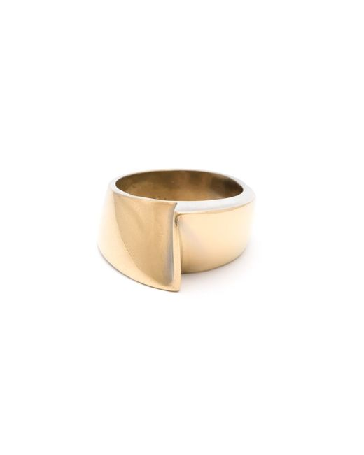 1-100 | Metallic '74' Ring | Lyst