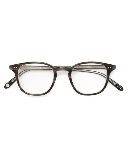 Garrett Leight | Green 'clark' Glasses | Lyst