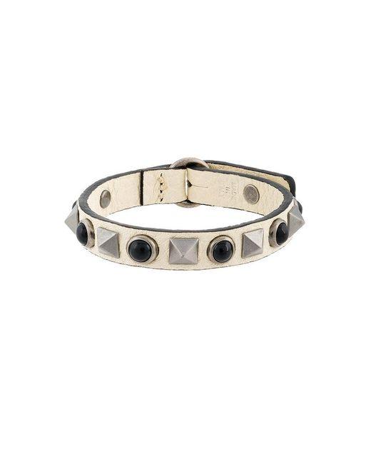 Valentino | Multicolor Garavani Rockstud Rolling Bracelet | Lyst