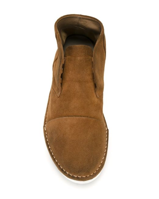 mars 232 ll mars 232 ll pull on boots in brown for lyst