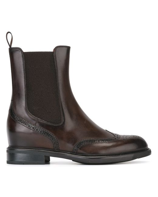 Simple Classic Beatle Boots Made In Italy Womens 9 Mens 7