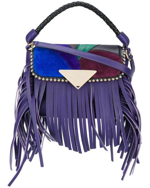 Sara Battaglia   Multicolor 'amber' Shoulder Bag   Lyst