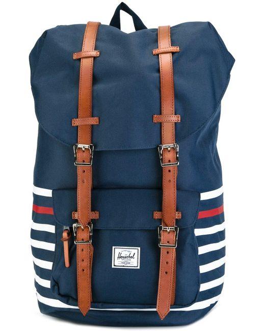 Herschel Supply Co. | Blue 23.5l Little America Backpack for Men | Lyst