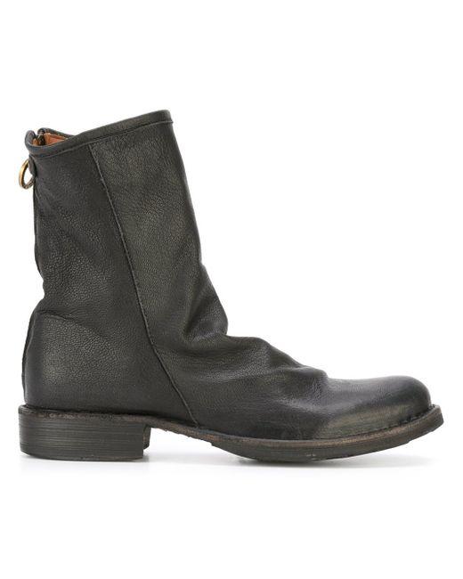 fiorentini baker 39 eternity eve 39 boots in black lyst. Black Bedroom Furniture Sets. Home Design Ideas