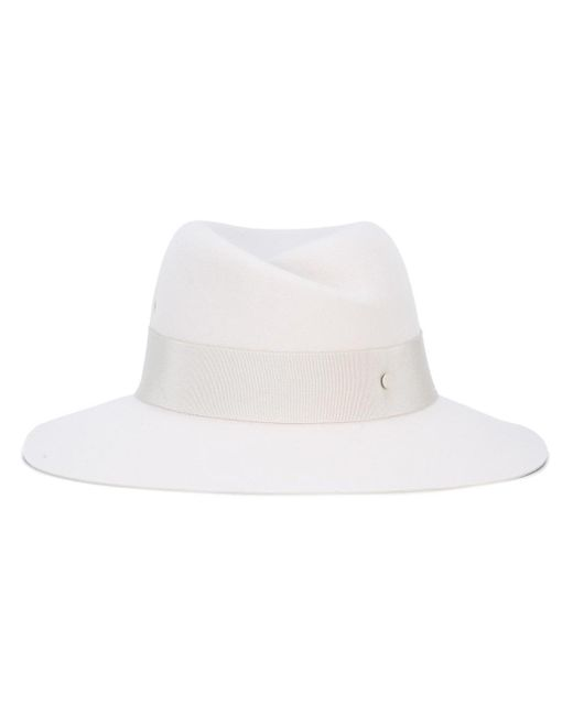 Maison Michel | Multicolor Trilby Hat | Lyst
