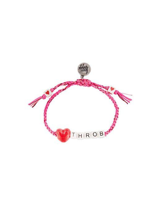 Venessa Arizaga | Pink 'heart Throb' Bracelet | Lyst
