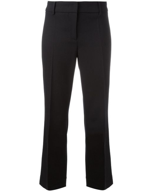 Cedric Charlier | Blue Tailored Trousers | Lyst