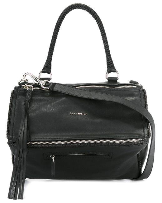 Givenchy | Black Medium Pandora Tote Bag | Lyst