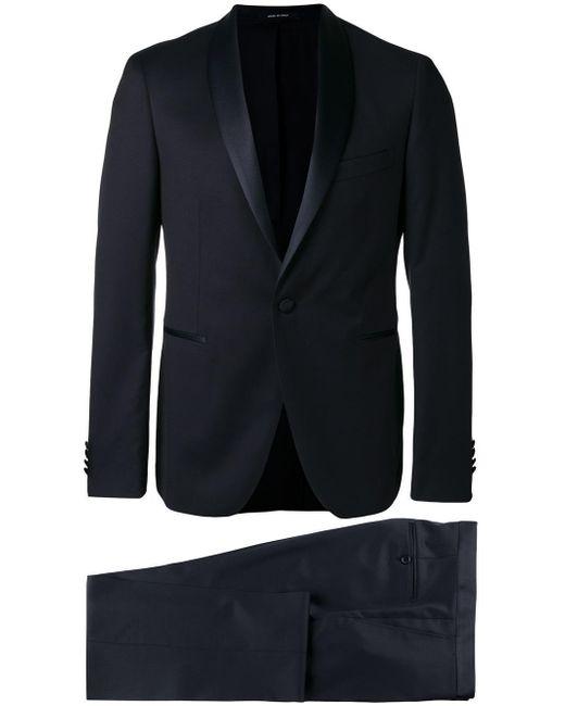 Tagliatore | Blue Two Piece Suit for Men | Lyst