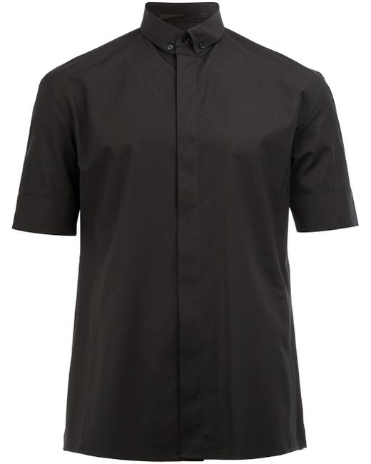 Haider Ackermann | Black Short-sleeve Shirt for Men | Lyst
