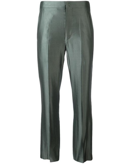 Isabel Marant | Gray Roan Trousers | Lyst