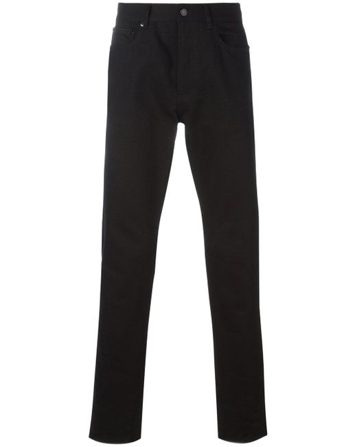 Givenchy   Black Cuban-fit Star Patch Jeans for Men   Lyst