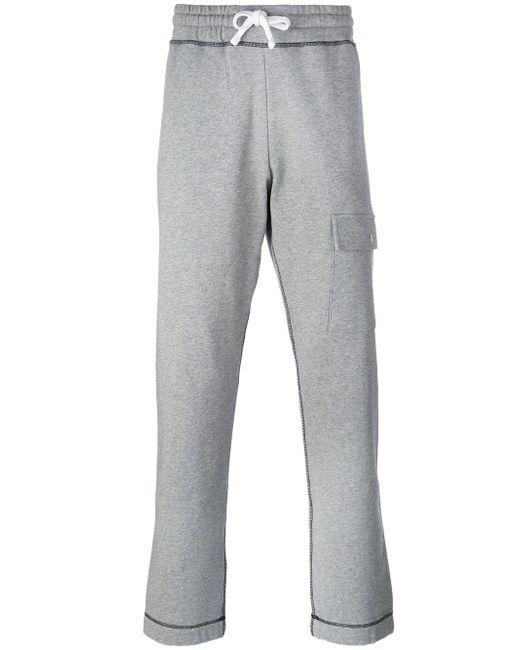 Futur | Gray Flap Pocket Sweatpants for Men | Lyst