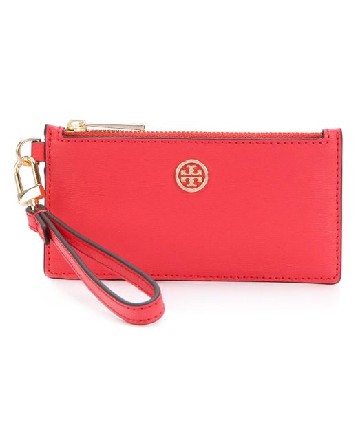 Tory Burch | Pink Small Logo Purse | Lyst