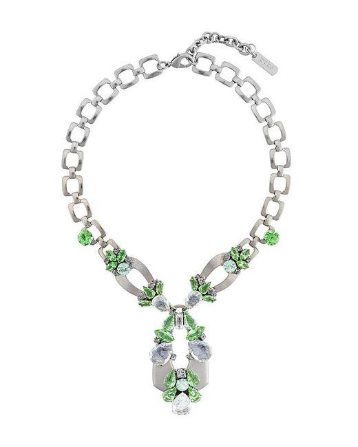 Rada' - Metallic Chunky Chain Necklace - Lyst