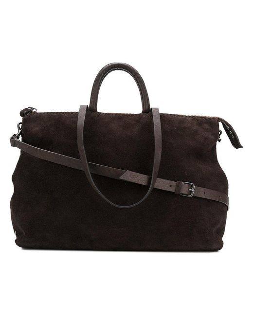 Marsèll - Brown 4 In Orizzontale 0219 Tote Bag - Lyst