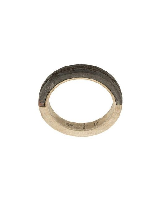 Parts Of 4 - Black Round Shaped Ring - Lyst