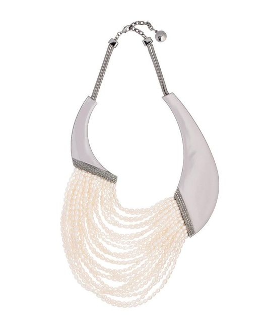 Camila Klein - Multicolor Conceito Pearl Necklace - Lyst